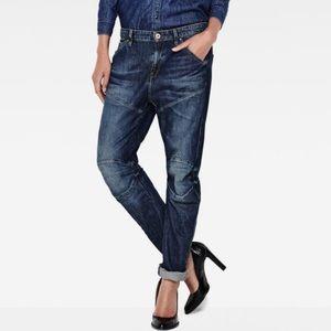 G-Star Raw 5620 3D Low Rise Boyfriend Jeans 25X32